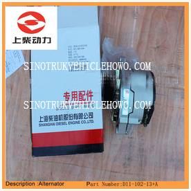 Shangchai Engine Spare Parts Alternator