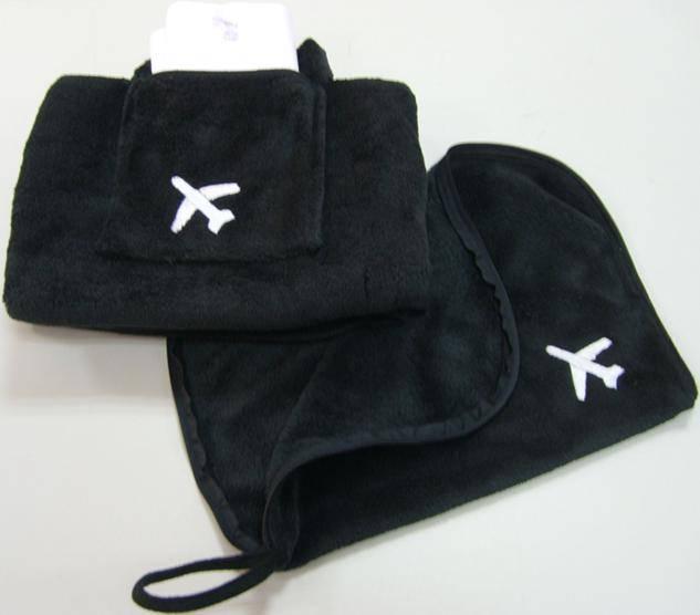 Micro fleece air blanket
