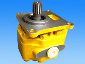 komatsu bulldozer D155A-1 steering pump