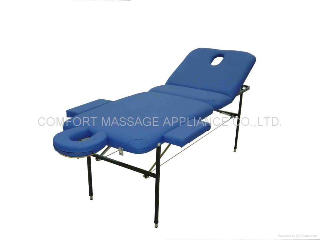 deluxe metal massage table MT-002B