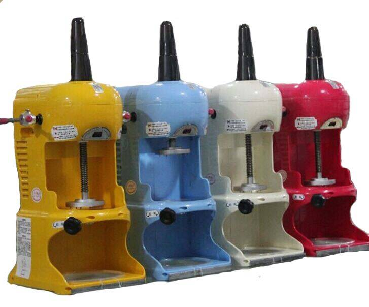 CE approved ice shaving machine/snowflake shaved ice machine/ice shaver/ice crusher for snow cone