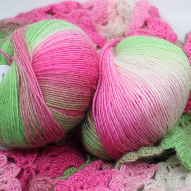 Wholesale 100% merino wool hand knitting yarn