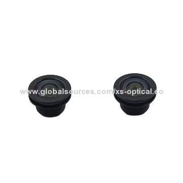 XS-9053-808-12 1/3 1.15 mm FOV 145-degree wide angle lens for sport camera/car driving recorder, etc