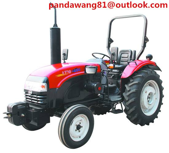 40HP Small Two-Wheel Drive Tractor YTO-400