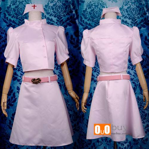 Tonari no Kaibutsu-kun Mizutani Nurse Uniform Lolita Cosplay Costume