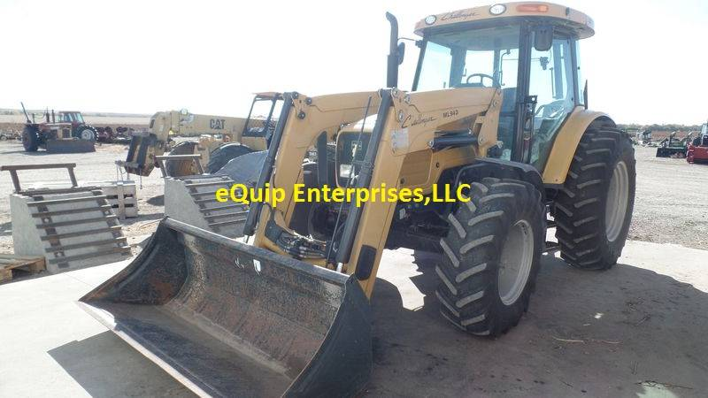 Used Challenger MT465B