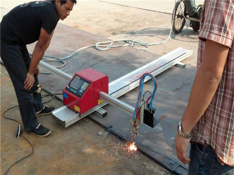 metal cnc flame cutting machine