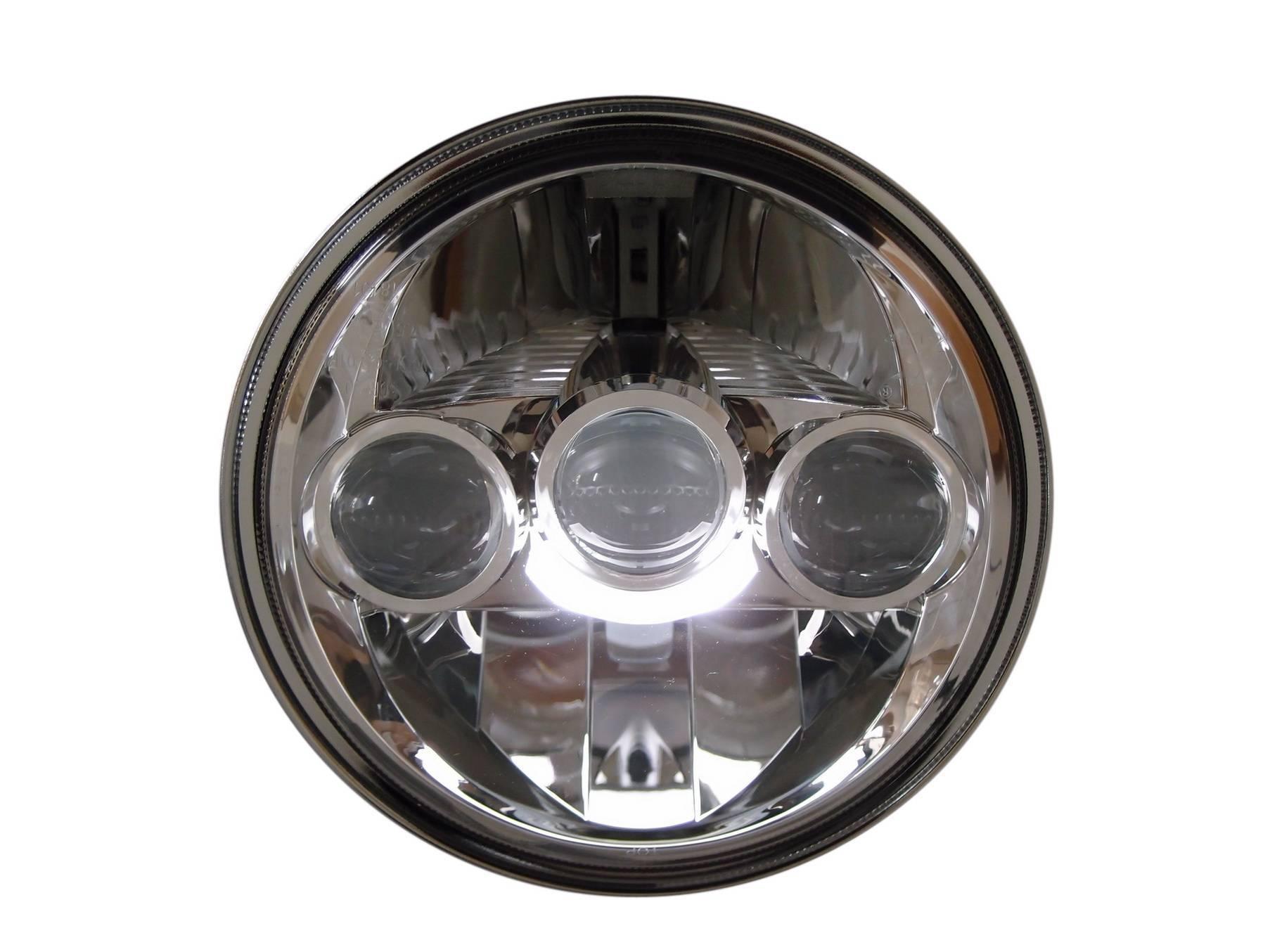 ECE Motorcycle LED Head Lamp set