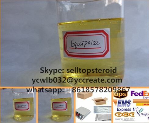 Raw Steroid Bodybuidling Yellow Liquid Boldenone Undecylenate/ Equipoise
