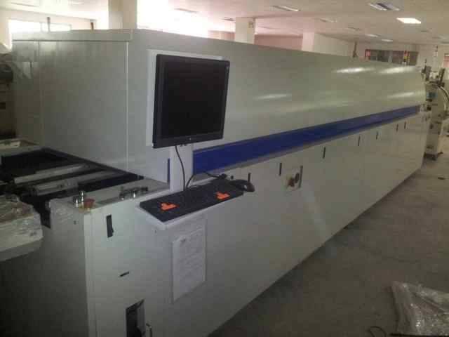 Heller Reflow Oven for sales (D1)