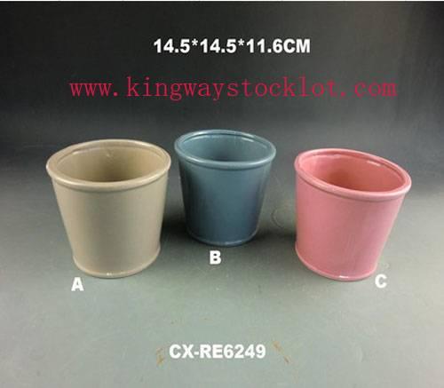 stocklot flower pot,closeout flower pot,overstock flower pot,liquidation flower pot