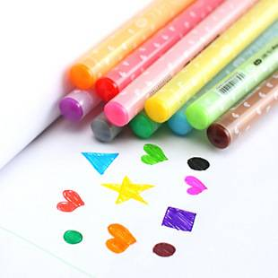 Color gel pen set -12 color option