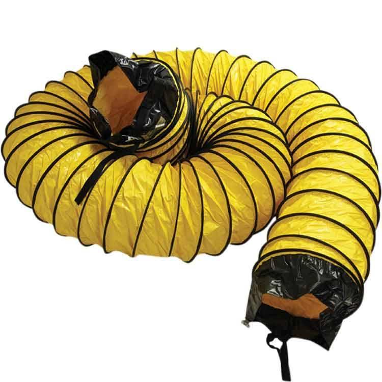 PVC negative ventilation hose