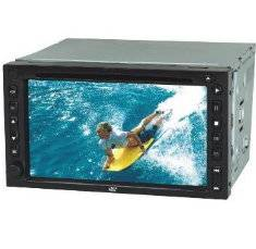 6.5 Double Din LCD Monitor /DVD player /Immovable Panel