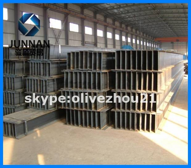 Hot Sale Galvanized profile H beam