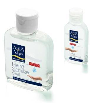 AQUAVERA Antibacterial Hand Sanitizer Gel