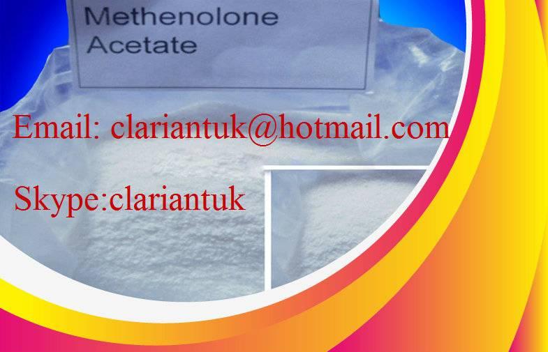 Methenolone Acetate powder, Methenolone Acetate,methenolone