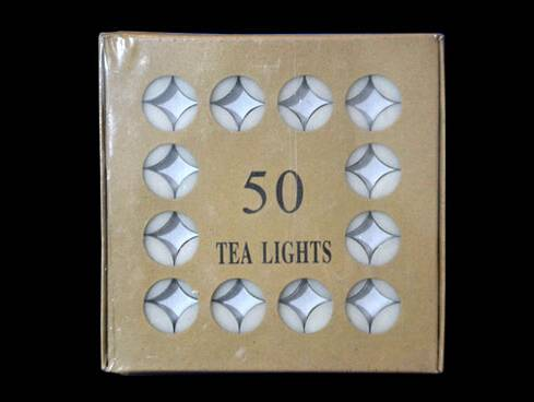14g tea light candles