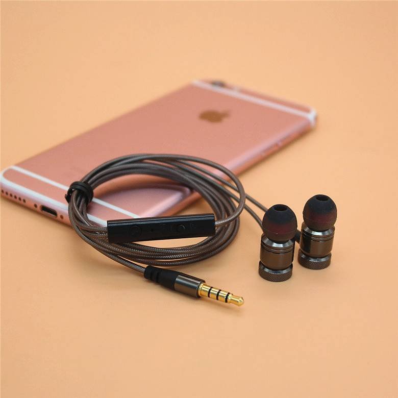 DIY promotion earphone