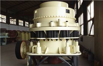 CS315B Symons cone crusher