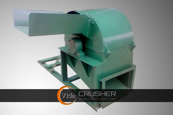 Wood Scrap Crusher China Wood Crusher in Stock