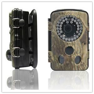DK-MMS-1201S MMS Black IR Trail Scouting Hunting Game Camera