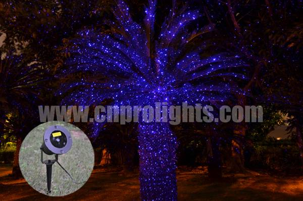 outdoor garden/christmas/tree/holiday laser light
