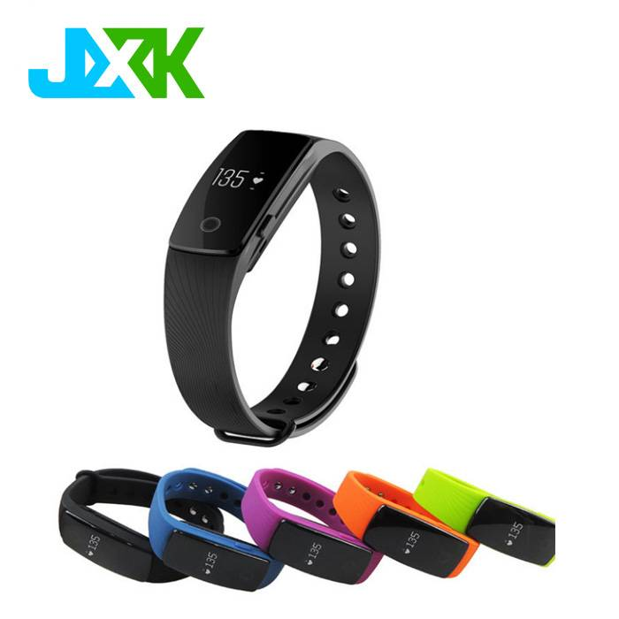Blood Pressure Pedometer Blood Oxygen Smart bracelet JXK-M3 Waterproof IP67 With Waterproof