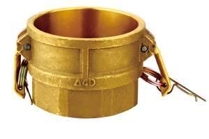 brass quick camlock coupling