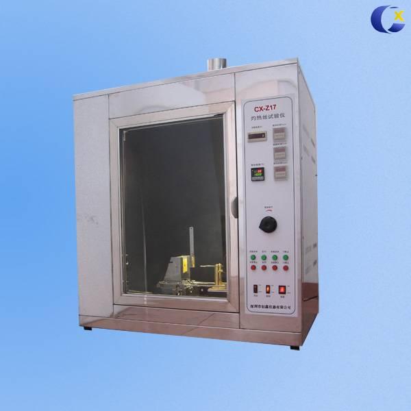 IEC60695 Flammability Test Chamber Glow Wire Tester