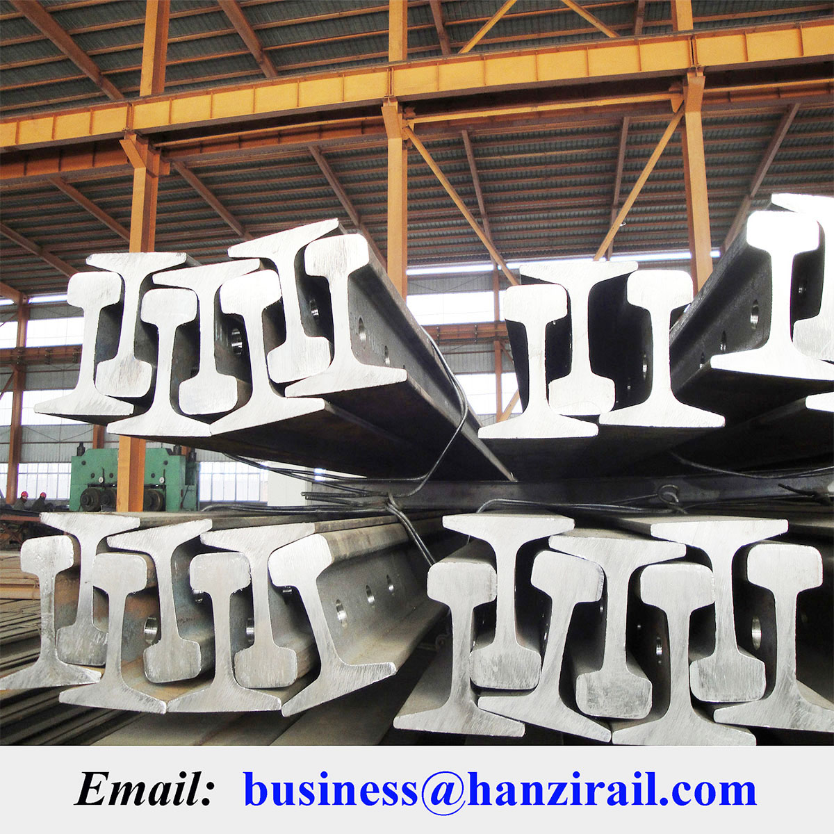 High Quality UIC60 Steel Rail