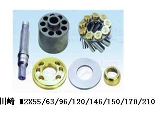 Kawasaki MX50 MX80 MX150 hydraulic pump accessories hydraulic motor