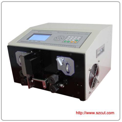 heat shrink tube machine,Yellow wax tubes cutting machine X-5008
