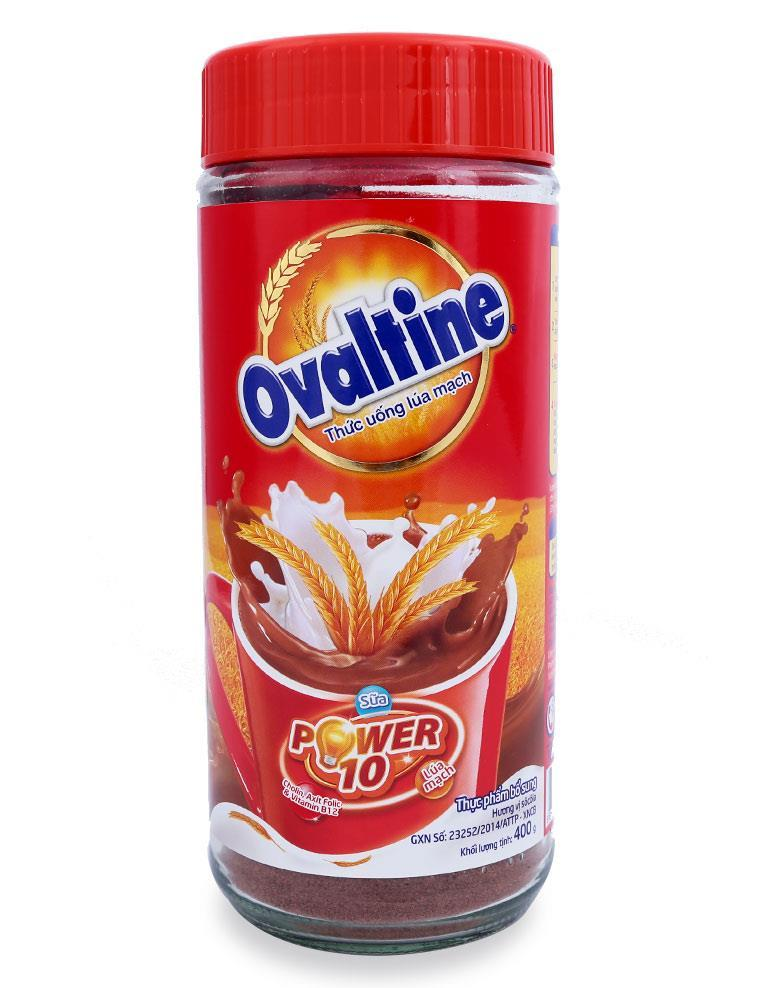 [THQ VIETNAM] Ovaltine Milk Powder 400gr x 12 jars