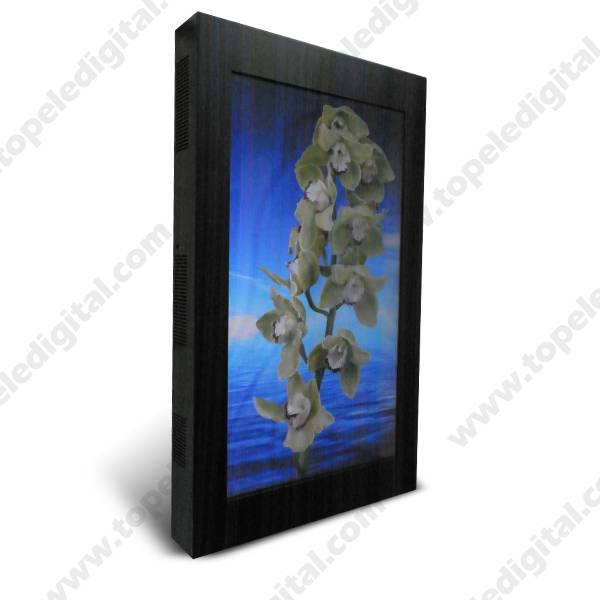 3D lcd digital signage without glasses