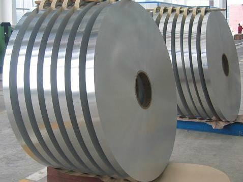 aluminum fin strip