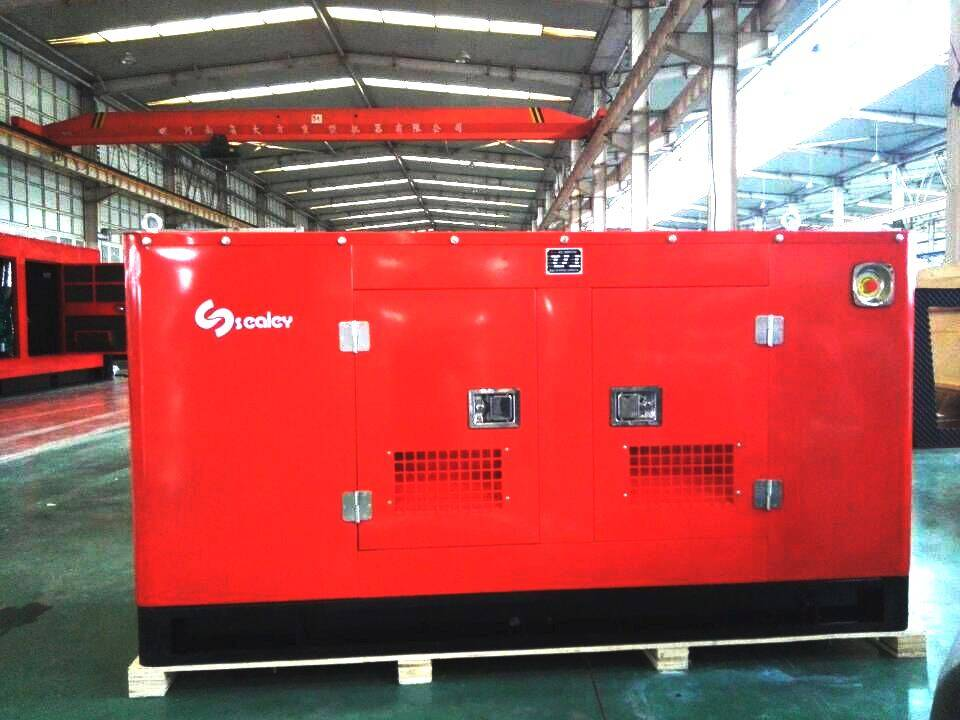 NEW ON-STOCK DIESEL GENERATOR SET