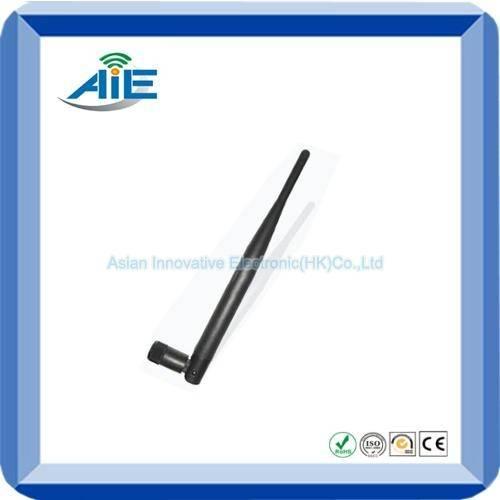 2.4G terminal glue stick right angle antenna