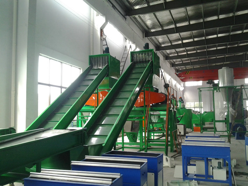 KL-1500 PET Bottle Recycling Washing Line