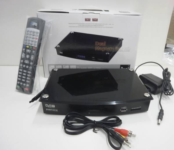 HD Mpeg4/H.264 DVB-T Receiver, HDMI, SATA HDD Built-in, DVBT4818HD-HDD