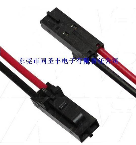 Molex50579402 connector with wires