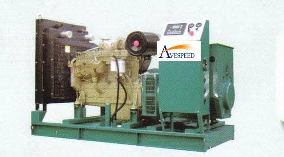 600KW open frame type Diesel Gensets-cummins range