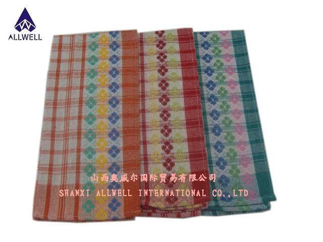 Jacquard Plain Tea Towel