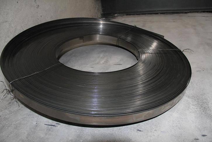 Bimetal steel strips