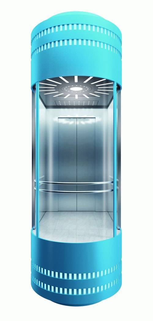 Passenger Elevator supplied