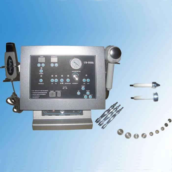 UB-959A 4IN1 Diamond dermabrasion beauty equipment