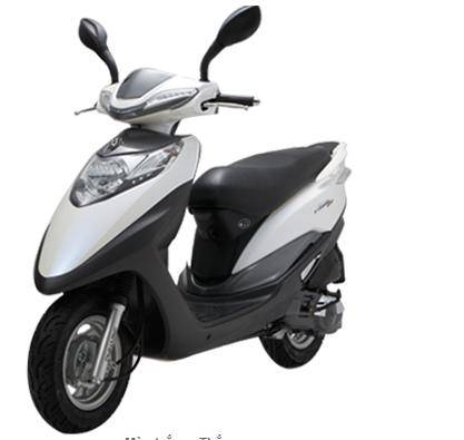 scooter made in Vietnam