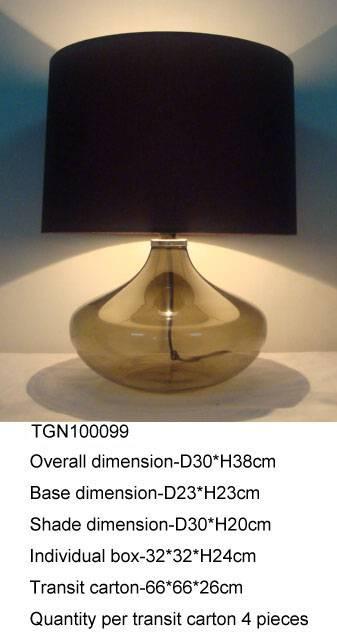 home decorative table light