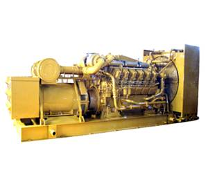 Dual Fuel Generator Set