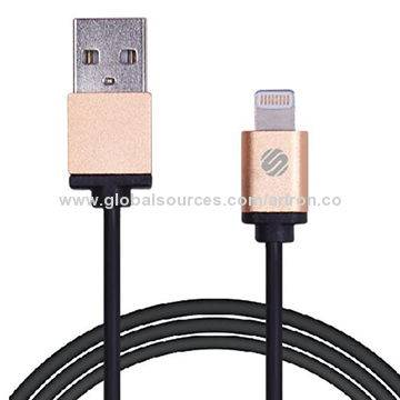 Lightning charging cable for iPhone, iPad